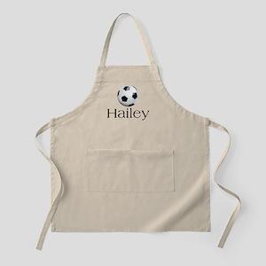 Hailey Soccer Apron