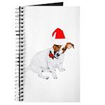 Santa Jack Russell Journal