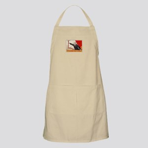 """""""A spectre is haunting Europe"""" Apron"""