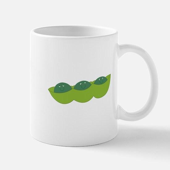 Happy peas Mug