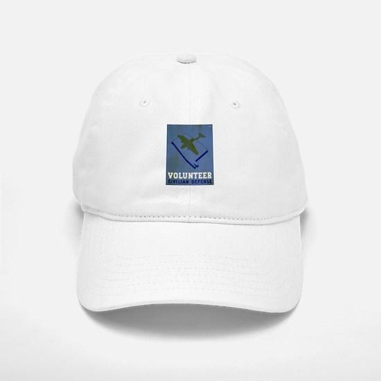 Alabama Civil Defense Baseball Baseball Cap