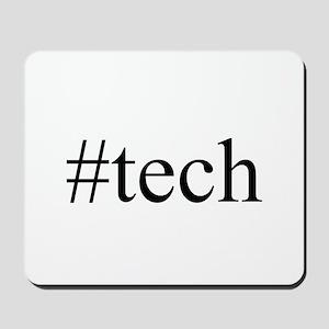 #tech Mousepad
