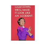 Calm Down Magnets