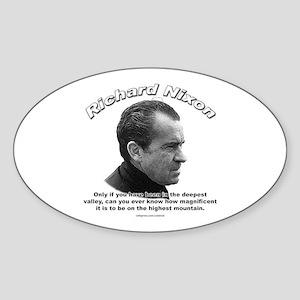 Richard Nixon 01 Oval Sticker