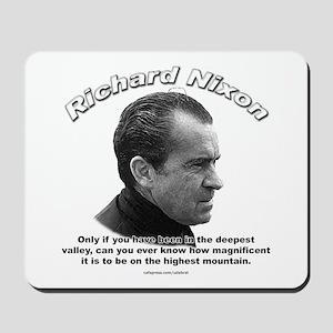 Richard Nixon 01 Mousepad