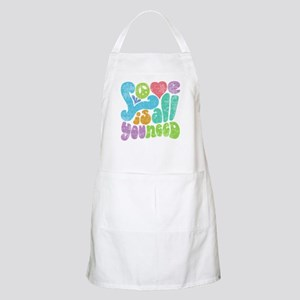 Love is All II Apron