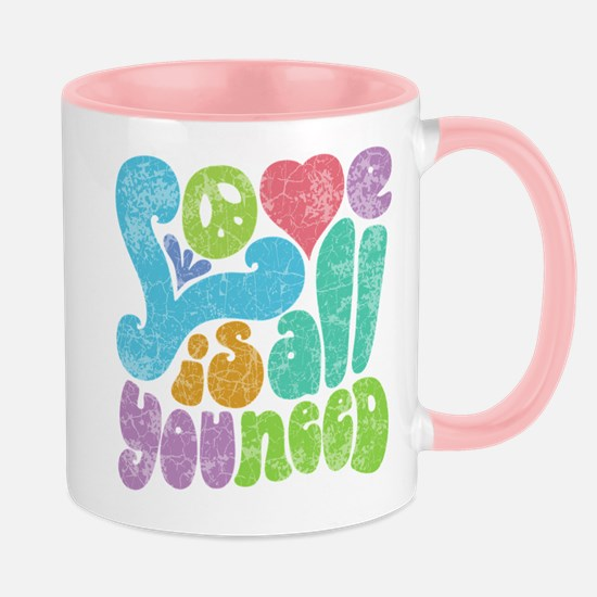 Love is All II Mug