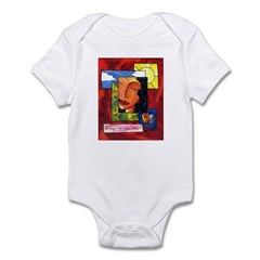 Today Is Her Day Infant Bodysuit