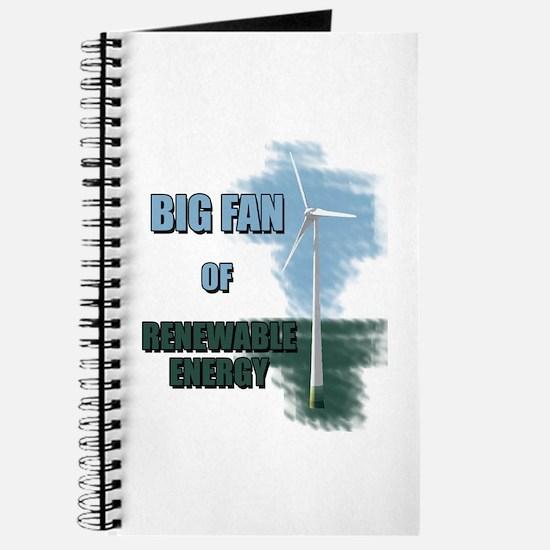 Big fan Journal