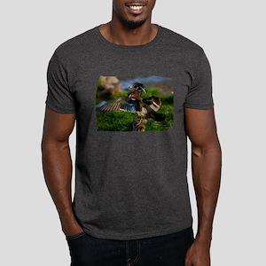 Wood Duck Wing Dark T-Shirt