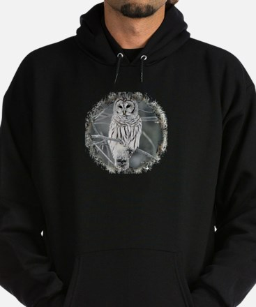 Unique Cute owl Hoodie (dark)