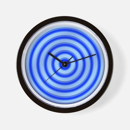 Tron Identity Disc Wall Clock