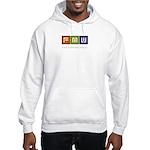 Free More West Hooded Sweatshirt