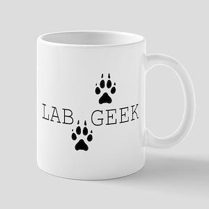 Lab Geek Mug