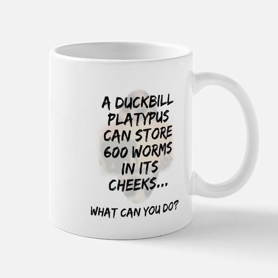 Duckbill Platypus Mug