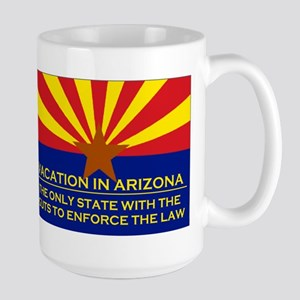 BEST STATE IN THE USA Large Mug