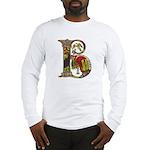 Celtic Art Initial B Long Sleeve T-Shirt