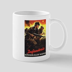 """Crossfire"" Mug"