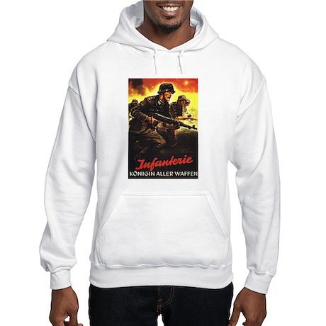 """Crossfire"" Hooded Sweatshirt"