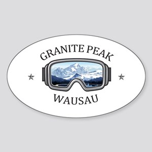 Granite Peak - Wausau - Wisconsin Sticker