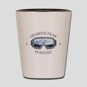 Granite Peak - Wausau - Wisconsin Shot Glass