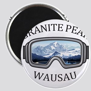 Granite Peak - Wausau - Wisconsin Magnets