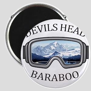 Devils Head Resort - Baraboo - Wisconsin Magnets
