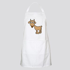 Cute Billy Goat BBQ Apron