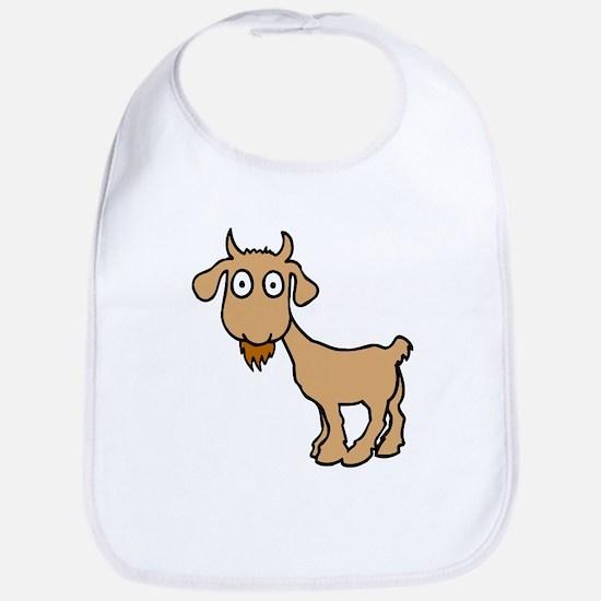 Cute Billy Goat Bib