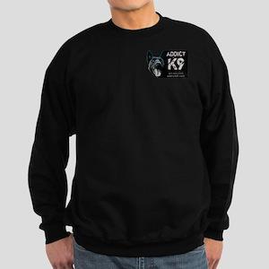 Addict K9 Sweatshirt (dark)
