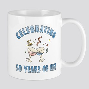 50th Anniversary Party Mug