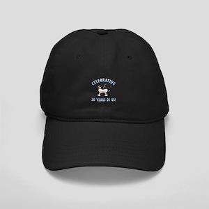 30th Anniversary Party Black Cap
