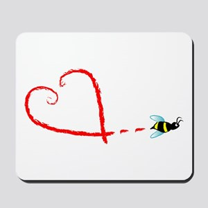 Love Bee Mousepad