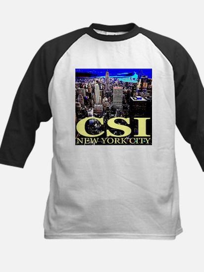 CSI New York City Kids Baseball Jersey