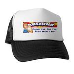 Job Feds Won't Do Trucker Hat