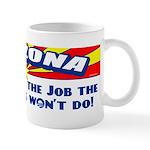 Job Feds Won't Do Mug