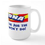 Job Feds Won't Do Large Mug
