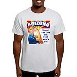 Job Feds Won't Do Light T-Shirt