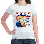 Job Feds Won't Do Jr. Ringer T-Shirt