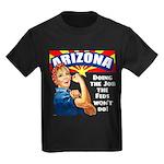 Job Feds Won't Do Kids Dark T-Shirt