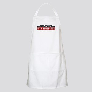 Police State Apron