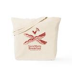 SMBMSP Bacon Tote Bag