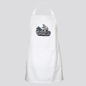 Goldwing White Bike Apron