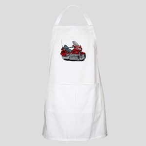 Goldwing Red Bike Apron