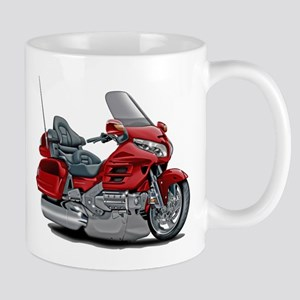 Goldwing Red Bike Mug