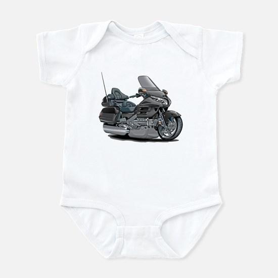 Goldwing Grey Bike Infant Bodysuit