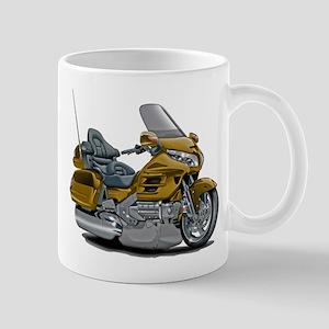 Goldwing Gold Bike Mug