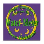 NOLA Water Meter Tile Coaster
