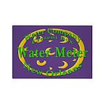 NOLA Water Meter Rectangle Magnet (10 pack)