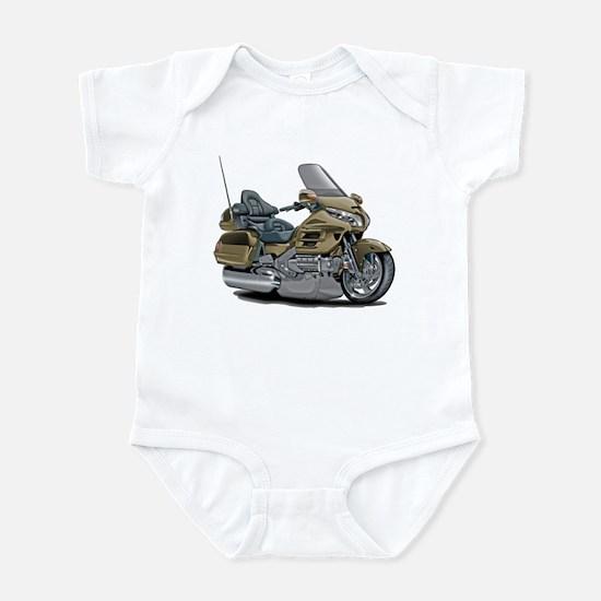 Goldwing Champagne Bike Infant Bodysuit